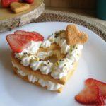 Cream Tart chetogenica