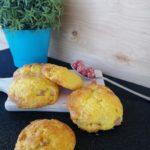 focaccine chetogeniche formaggio e pancetta
